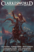 Ananiel, Angel of Storms by Peter Mohrbacher