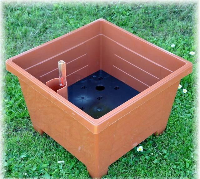 Pflanzkübel Mit Bewässerung