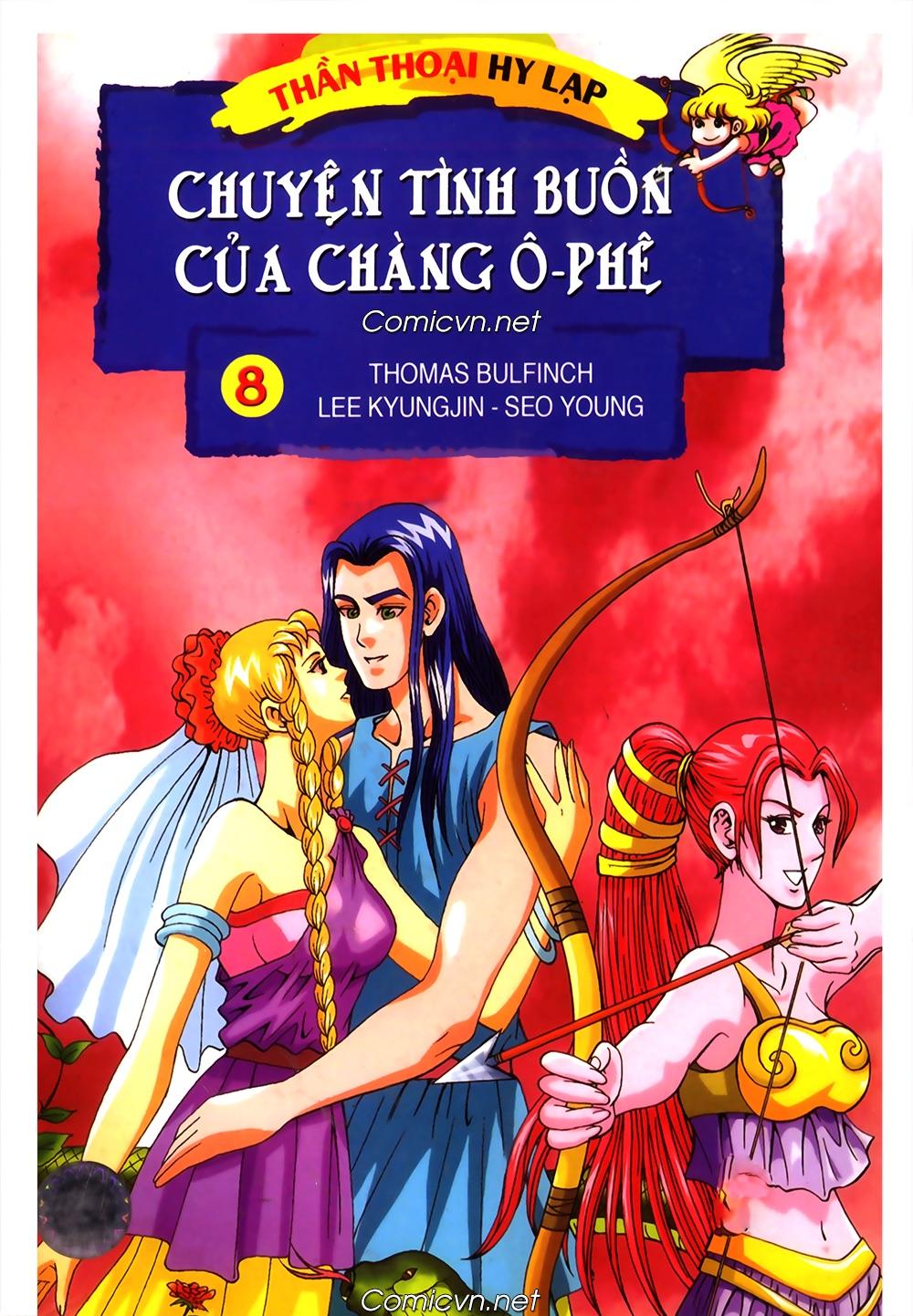 Thần Thoại Hy Lạp Màu - Chapter 40: Chuyện tình buồn của chàng Ô phê - Pic 1