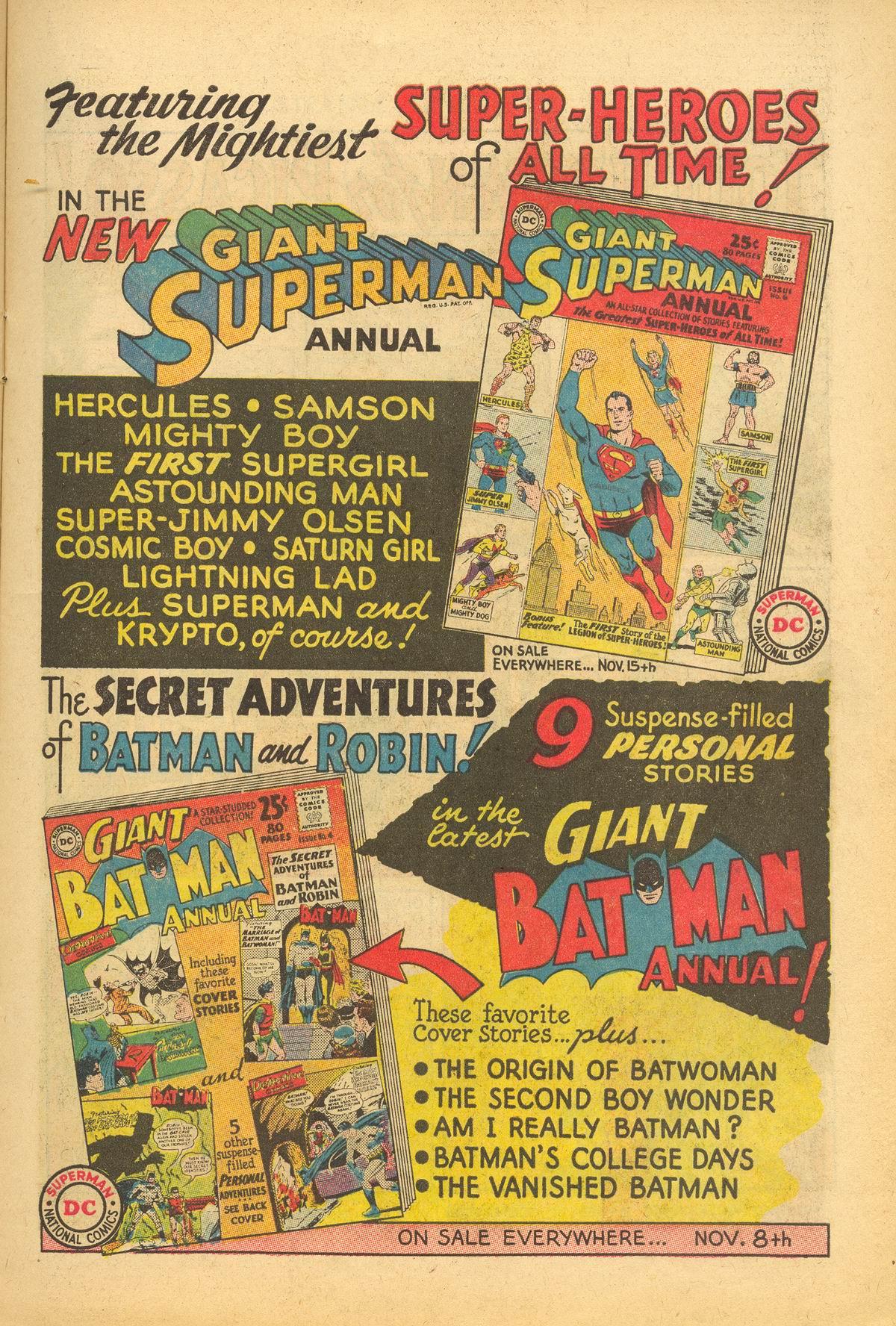 Strange Adventures (1950) issue 148 - Page 11