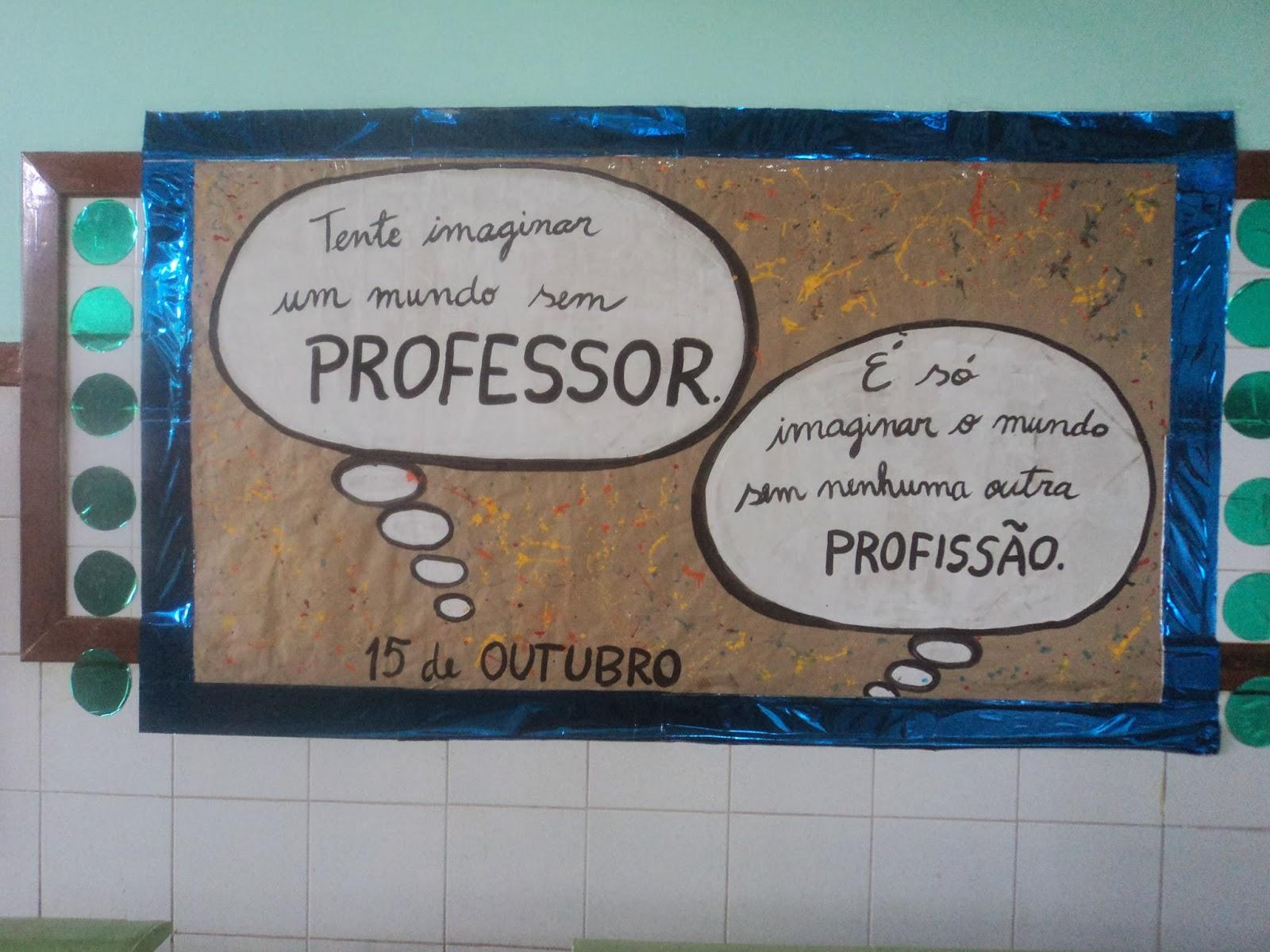 Portfólio De Língua Inglesa: Mural Em Homenagem Ao Dia Do