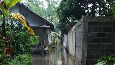 Banjir Melanda Desa Wonoyoso