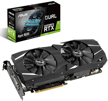Asus Dual GeForce RTX 2060 6GB