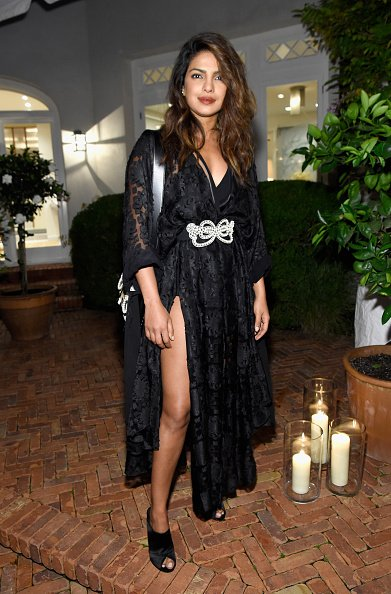 Priyanka Chopra attends Apollo in the Hamptons