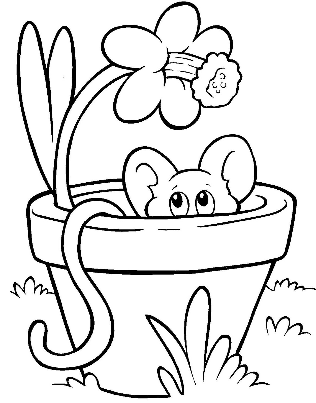 baby blocks coloring pages - photo #34