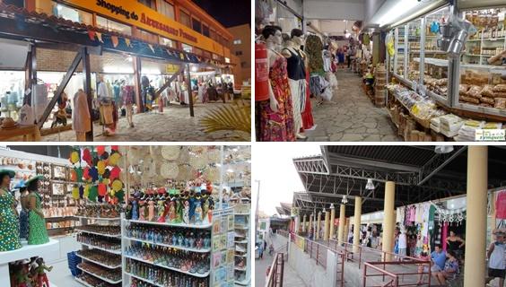 Aparador Barba Wahl ~ Tem que ir Compras, feiras de artesanatos, lembranças e produtos típicos em Natal RN