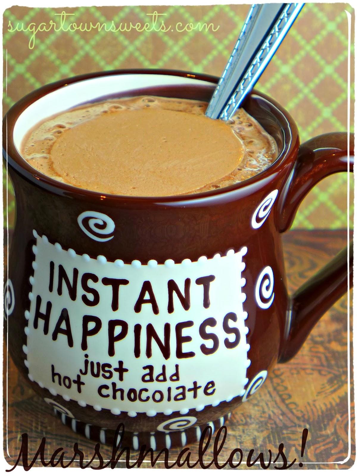 Sugartown Sweets Hot Chocolate Marshmallows