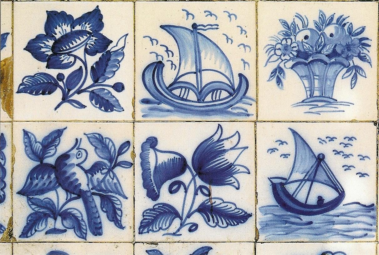 Bolicho do Amaral Cartes Postais  Azulejos