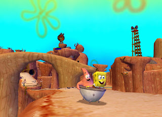 Free Download Spongebob Squarepants Movie Game Full Version - Ronan Elektron