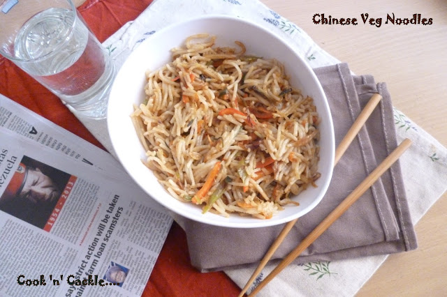 Chinese Noodles Rak S Kitchen
