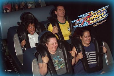Rock 'n' Roller Coaster Starring Aerosmith - Hollywood Studios
