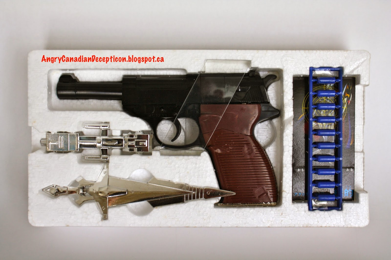 Microman Megatron'S Toy 104