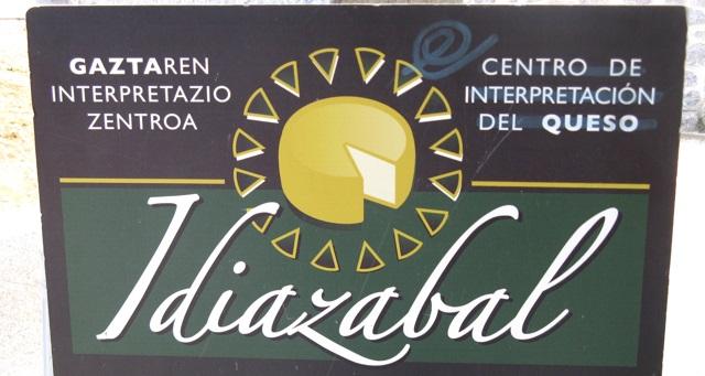 Centre d'interpretació del formatge d'Idiazabal