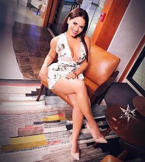 Jacky Fontanez - Tv Presenter/Radio Personality - Puerto Rico