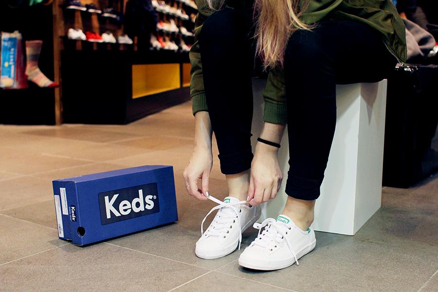 dedf1710a CamilaRech.com.br: Conferindo a nova coleção da Keds na Convexo