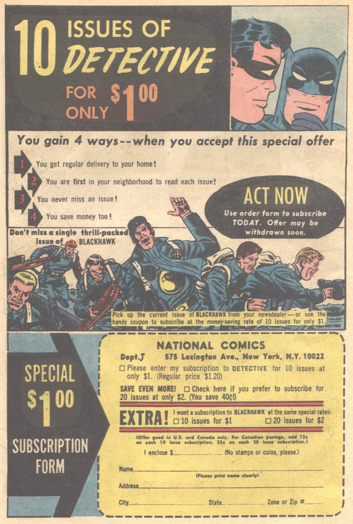 Detective Comics (1937) 339 Page 33