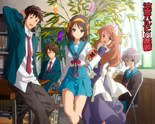 Rayakan 10 Tahun TV Anime-nya, Complete Soundtrack of Haruhi Suzumiya Album Siap Rilis Juli 2016