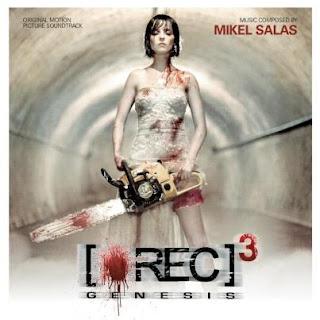Rec 3 Génesis Canciones - Rec 3 Génesis Música - Rec 3 Génesis Banda sonora - Rec 3 Génesis Soundtrack