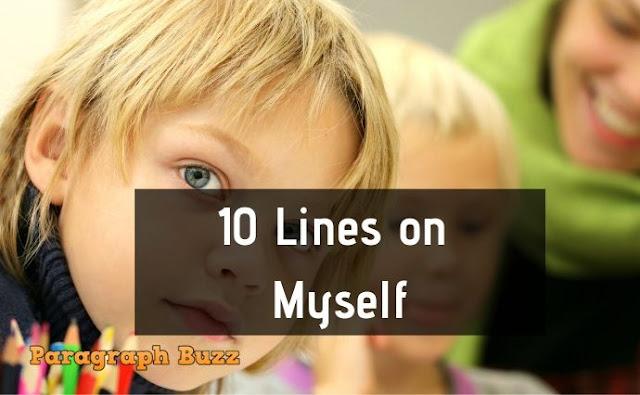 10 Lines on Myself