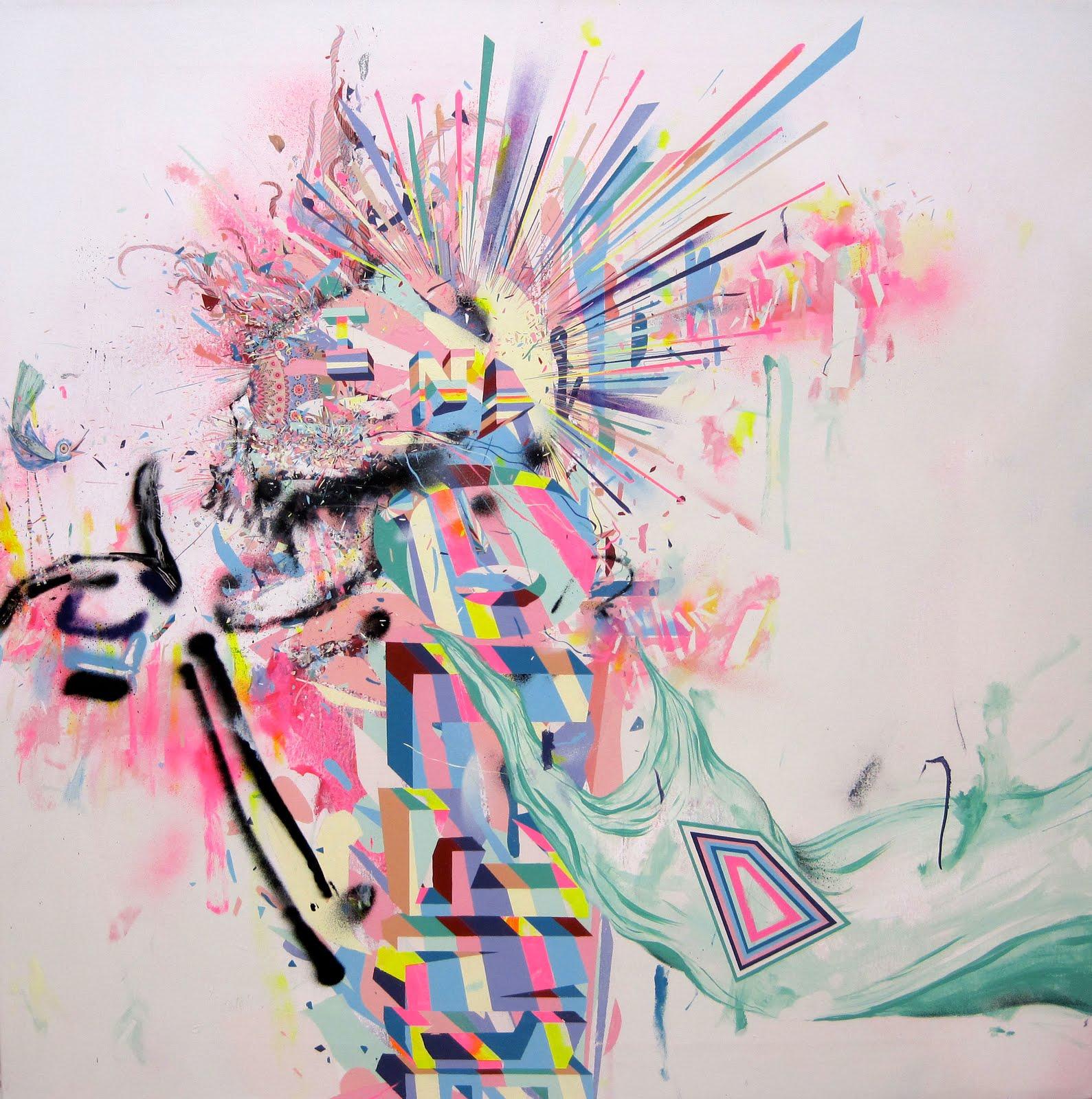 August Arc: RVCA Artist Network Program, Kelsey Brooks  August Arc: RVC...