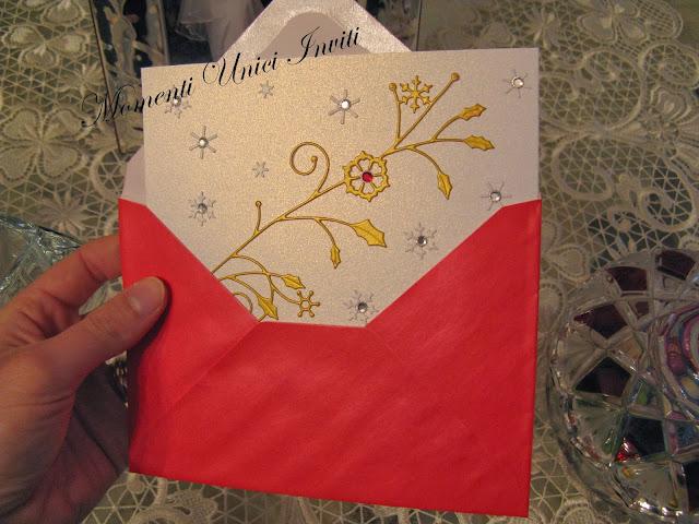 2 Card d'auguri nataliziCard di Natale