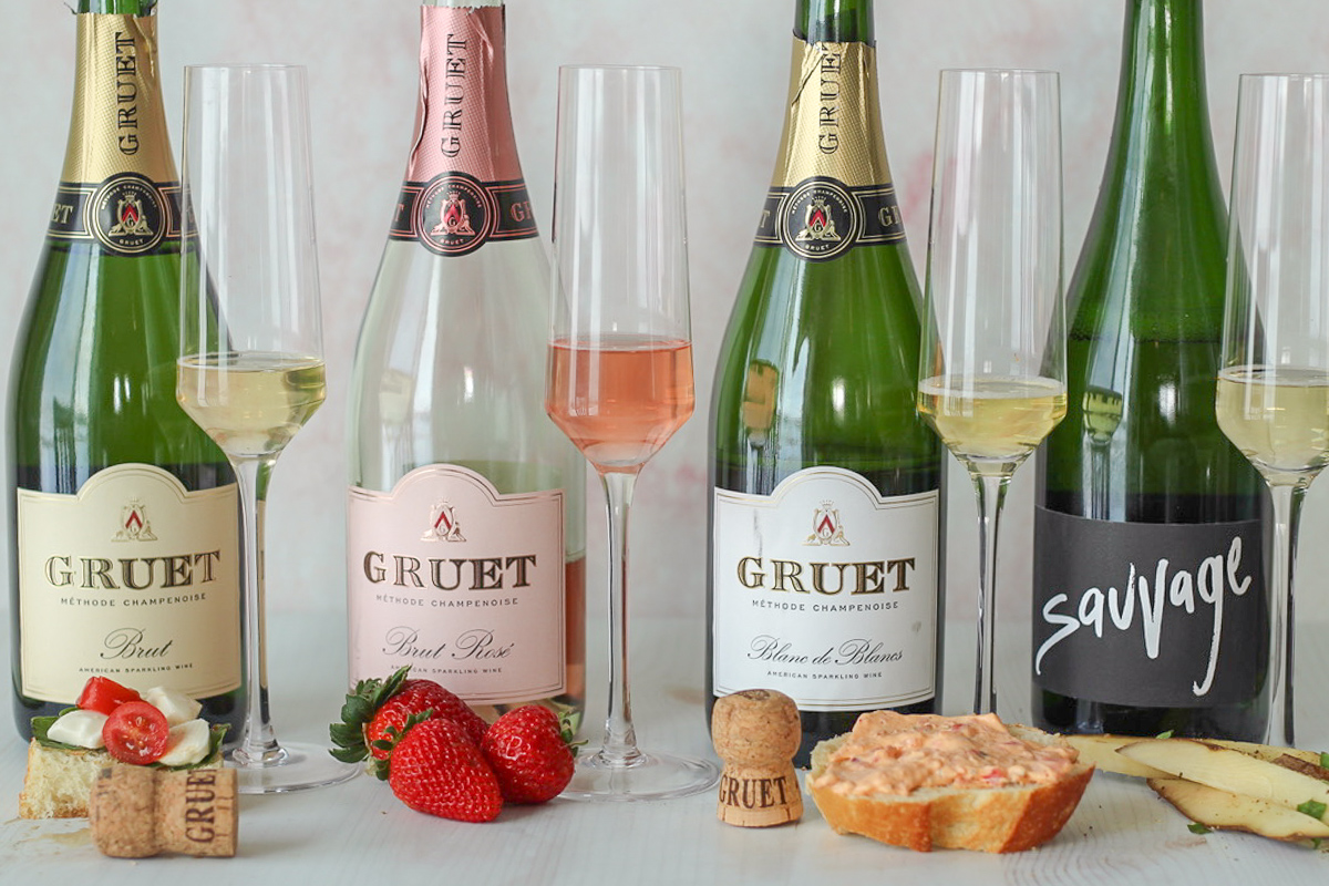 Gruet Sips and Bites: Sparkling Wine and Food Pairings