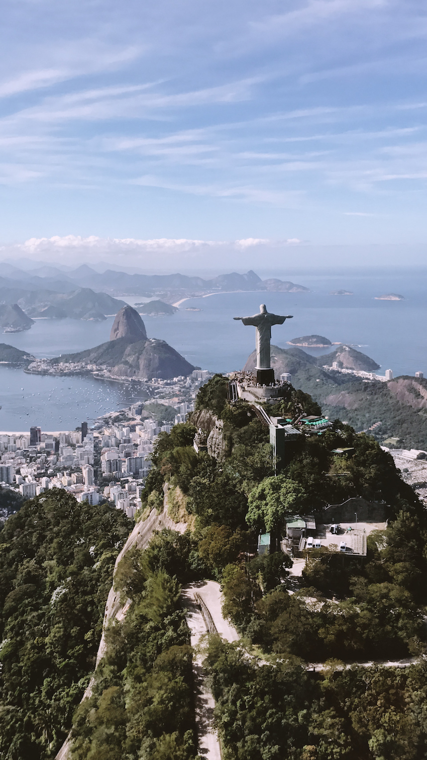 Christ the Redeemer | Rio De Janeiro Brazil Travel Guide | HONEY & SILK