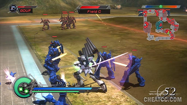 Dynasty Warriors Gundam 2 PS2 GAME ISO Gameplay