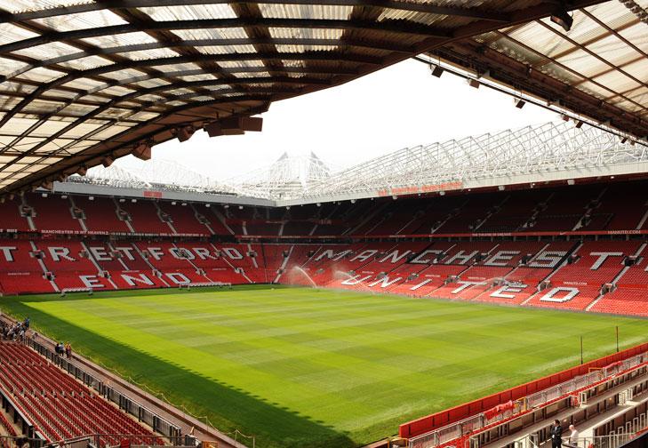 Manchester United Football Club Profile Premier League Diary