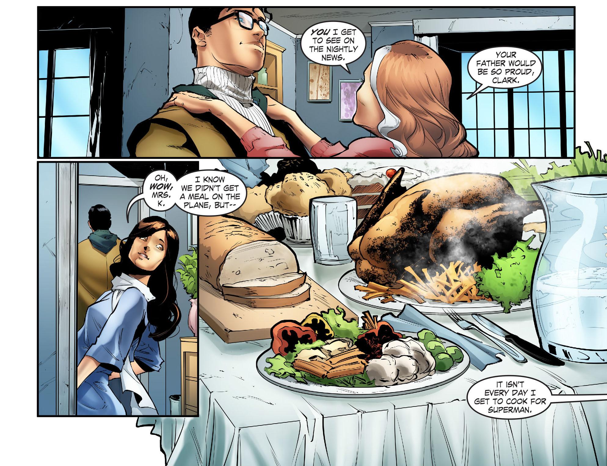 Read online Smallville: Season 11 comic -  Issue #57 - 10