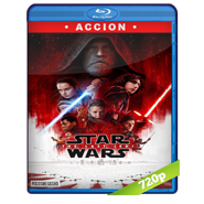 Star Wars: Los últimos Jedi (2017) BRRip 720p Audio Dual Latino-Ingles