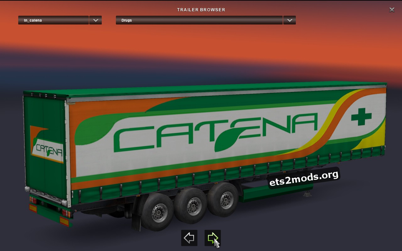 Traian Trailers Pack