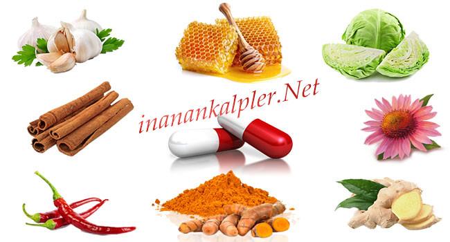 Evimizde Bulunan 10 Doğal Antibiyotik