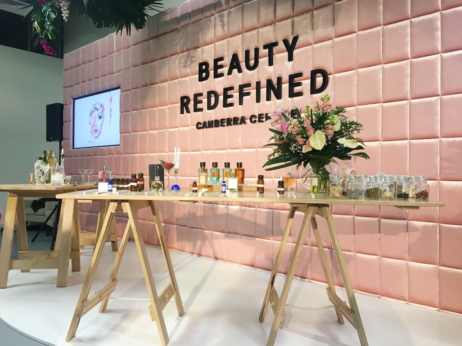 Beauty Redefined   Sip and Scent Masterclass — The Life of Laura