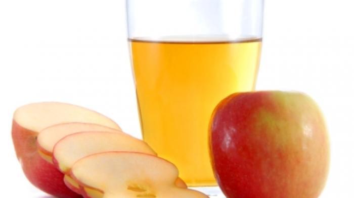 Manfaat Cuka Sari Apel Menurunkan Berat Badan