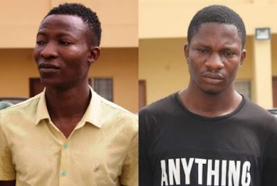 13 yahoo boys arrested lagos ogun state