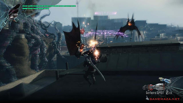Devil May Cry 5 Deluxe Edition Gameplay Screenshot 1