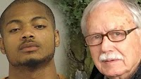 Police: Elderly white man fatally shot by black male