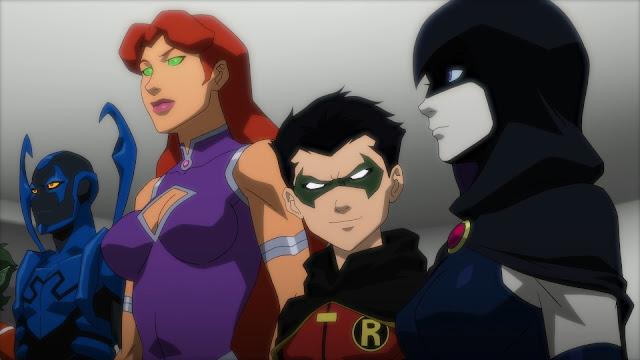 Justice League Vs Teen Titans 2016 1080P Pelicula-7956