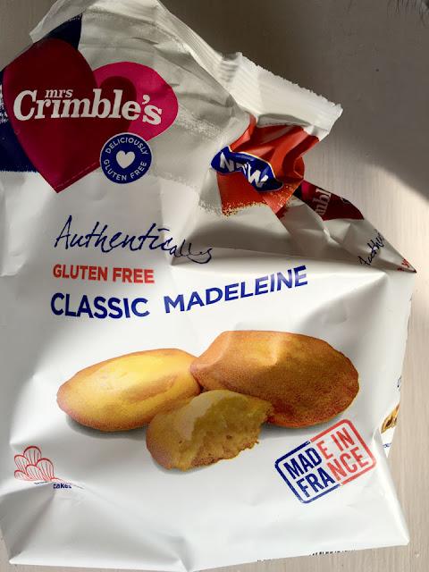Mrs Crimbles Classic Madelines