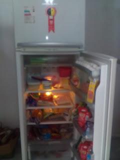 geladeira Brastemp clean