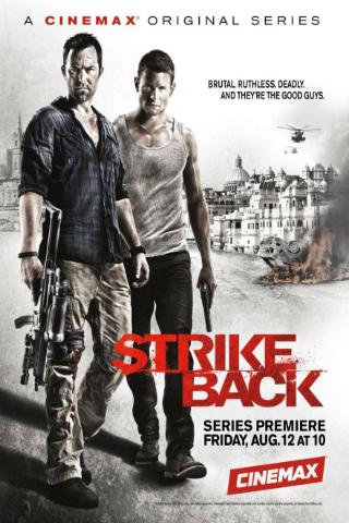 Strike Back: Project Dawn [Temporada 1] [2011] [DVDR] [NTSC] [Latino]