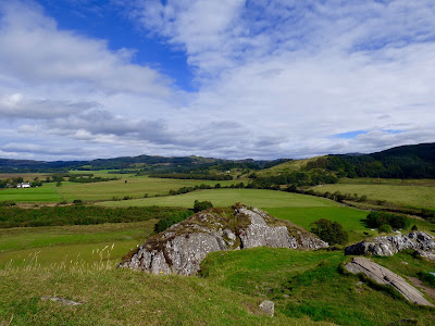 Re-visiting Dunadd Shemaron A: Beautiful Endeavour Fiona Malkin @ringnetter