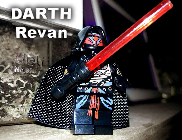 Darth Revan lego art