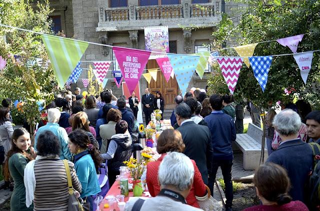 Feriados, festas e eventos anuais em Santiago no mês de maio