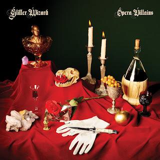 """Το τραγούδι των Glitter Wizard """"Ten Foot Man"""" από το album """"Opera Villains"""""""