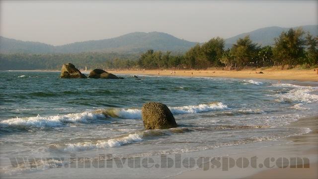 Agonda Beach, Goa, Intia