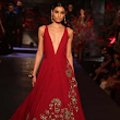Latest Dress Collection At Amazon India Couture Week 2015