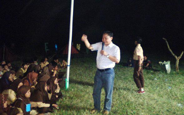 Jamaludin SH Rumah Pelangi Sukawangi Bekasi