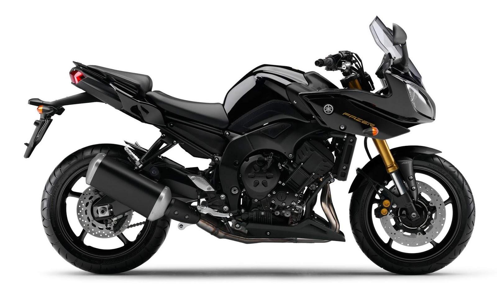 Like Yamaha FZ8 Fazer 2012   GouegeL